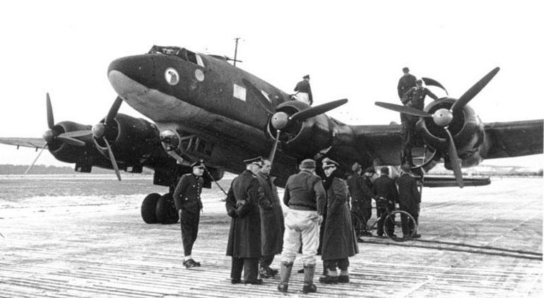 Если бы русские только знали, что в тот момент Гитлер был на аэродроме