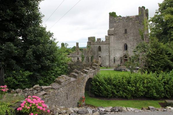 Замок Лип, Ирландия