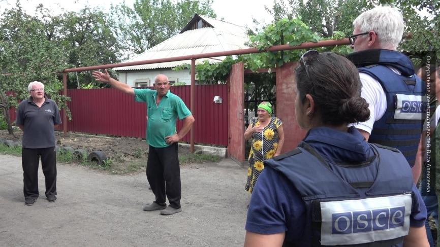 «ОБСЕ нас убивает»: жители Донбасса осудили расширение миссии на Украине