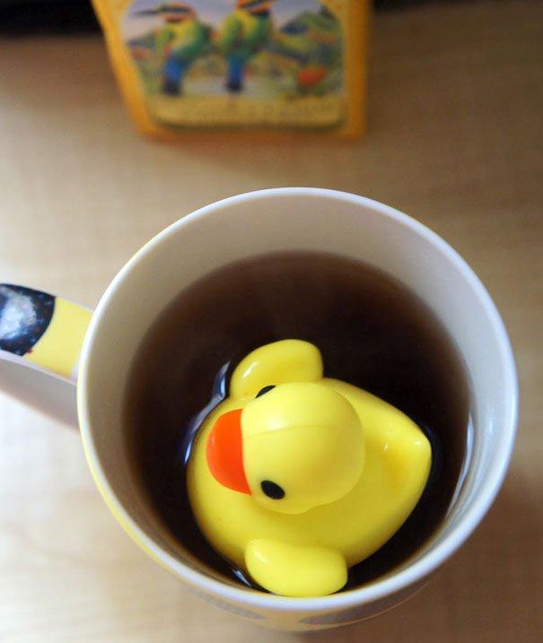 Чайная уточка 2