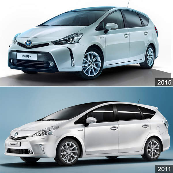 Toyota сделала Prius экологичнее