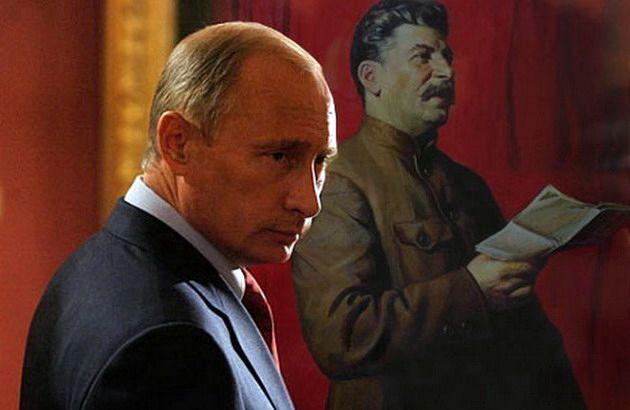 Почему настоящие левые за Путина
