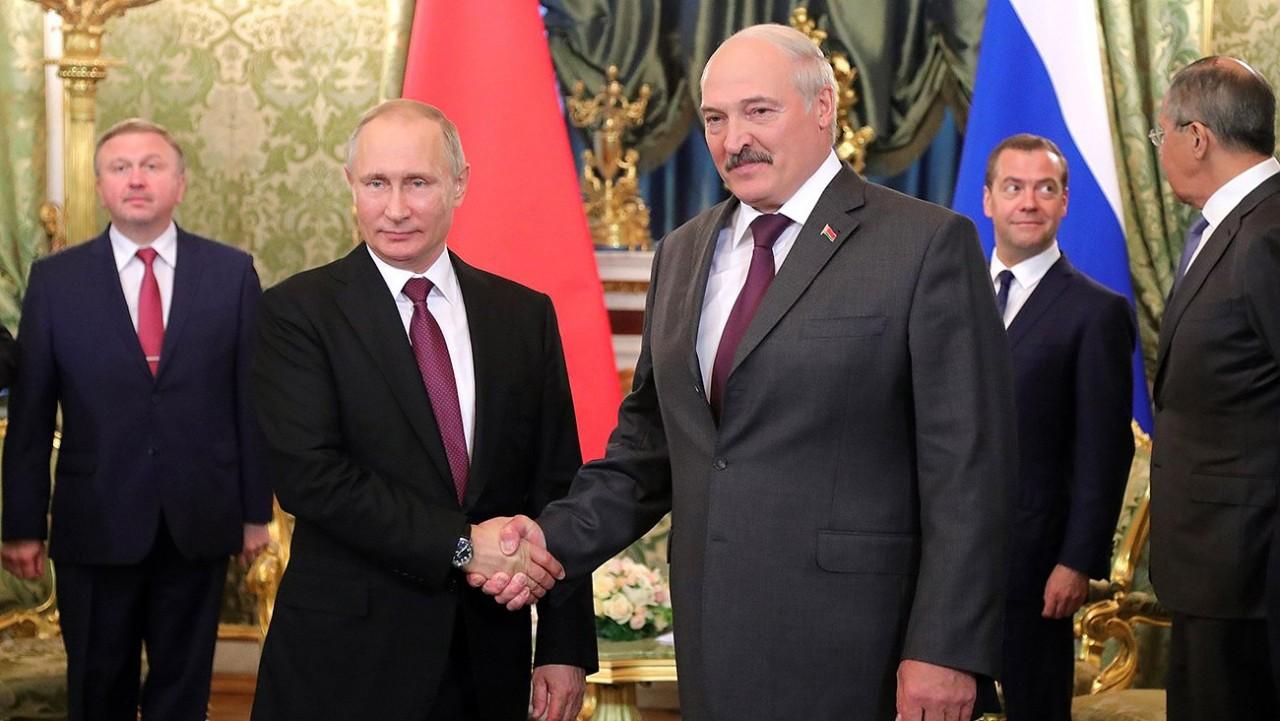 Россия предоставит Белоруссии кредит в 2019 году