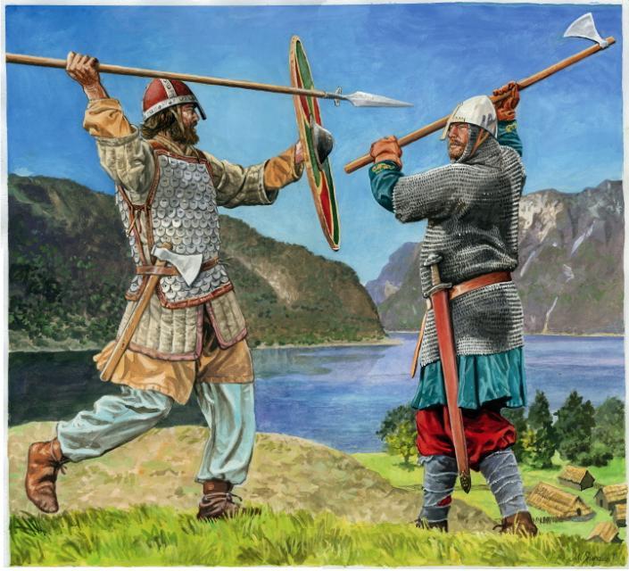 Славяне в Скандинавии