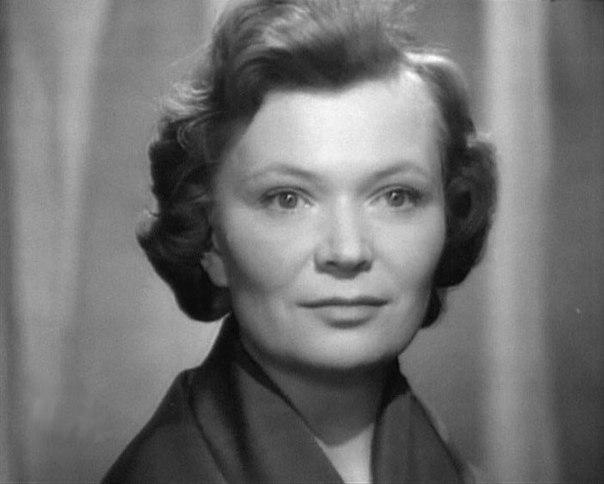 Нина Меньшикова — советская и российская киноактриса, народная артистка РСФСР. 88 лет со дня рождения