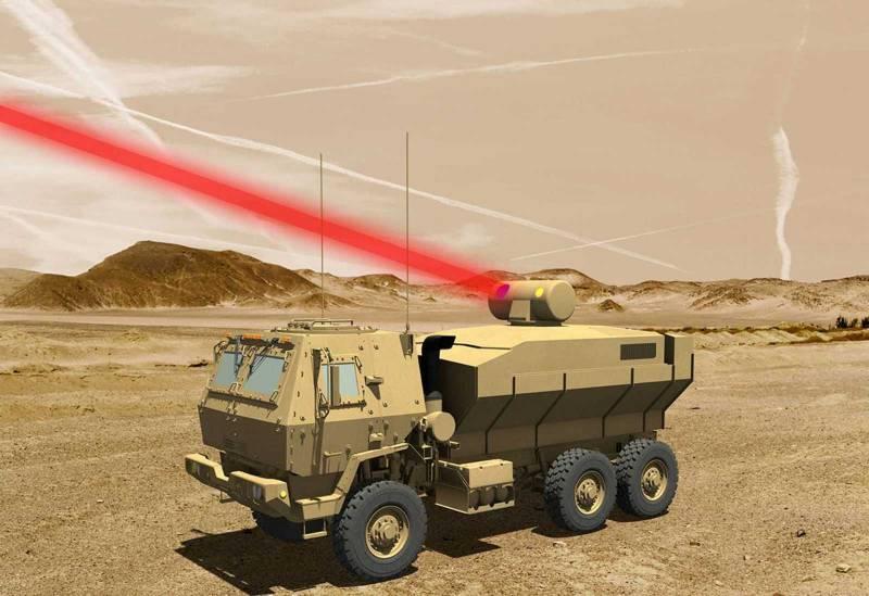 Компания Lockheed Martin завершила разработку тактического лазера мощностью 60 кВт