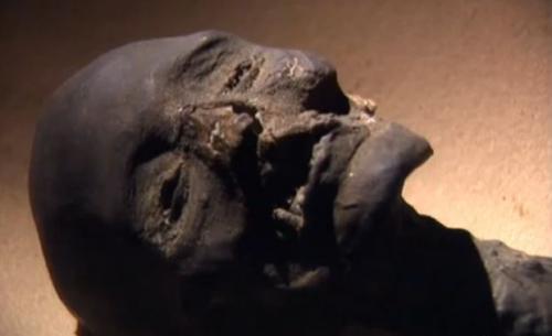 Следы кокаина и табака, обнаруженные на мумиях В 1992 году команда немецких исследователей обнаружила остатки кокаина и никотина на части египетских мумий, в рамках исследования под названием «Изучение использования галлюциногенных веществ в древних обществах».