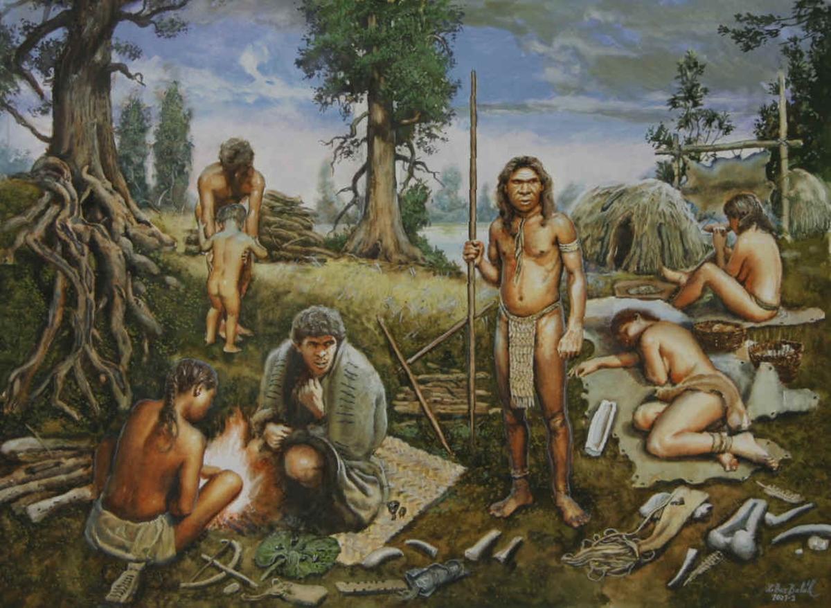 Почему у древних людей было так много аномалий в развитии