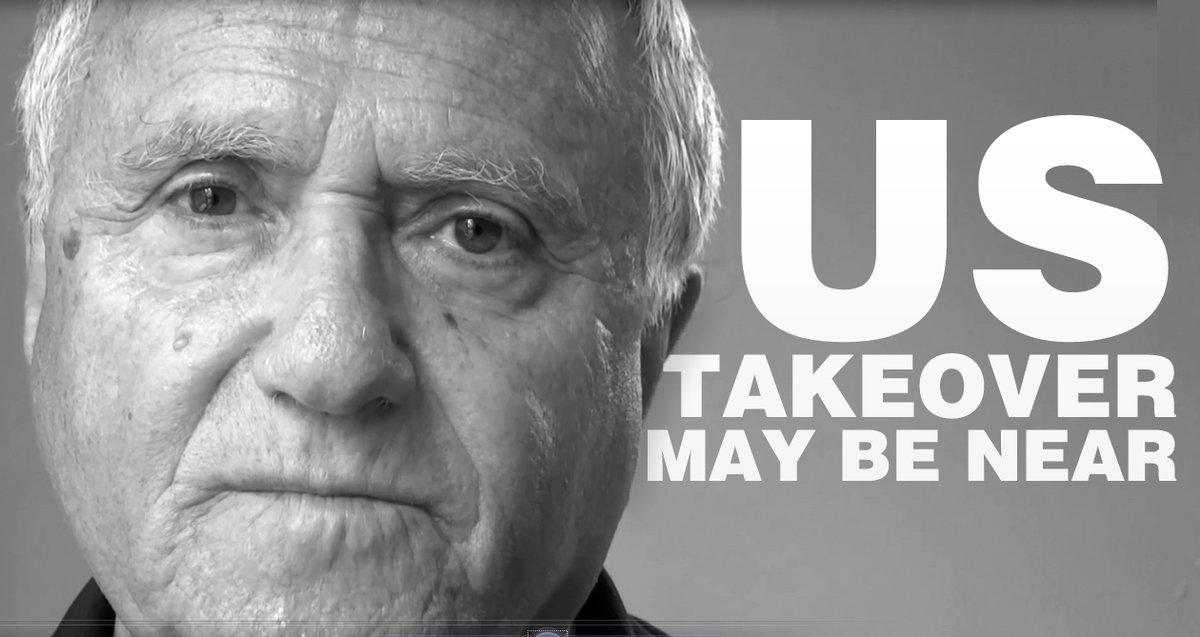Шокирующее признание ветерана разведки о государственном перевороте в США (видео)