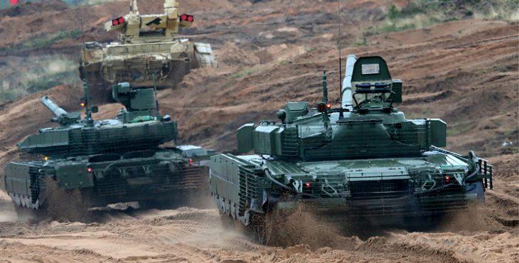 Очередной «Прорыв»: армия России получит на вооружение новый танк