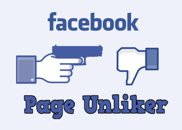 Как отписаться от ненужных страниц в Facebook