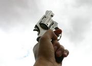 Пьяного сотрудника ДПС останавливали с помощью выстрелов