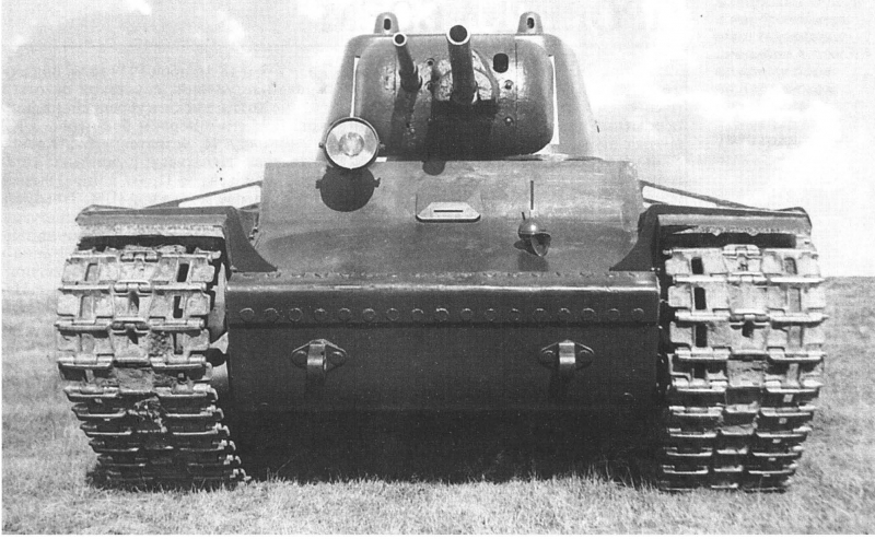 КВ - танк с тяжелой судьбой