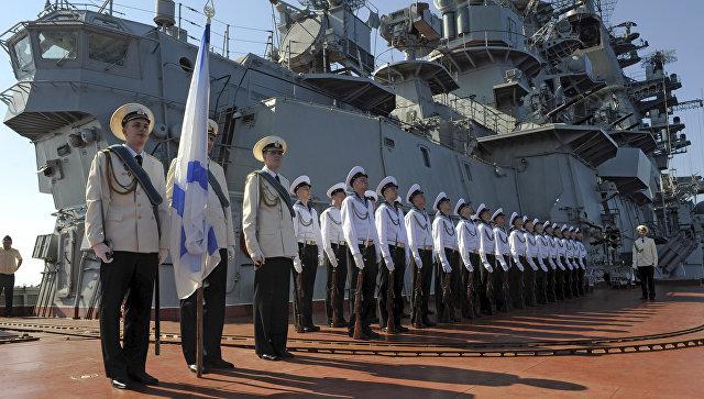 Россия будет защищать пункт ВМФ в Тартусе с воздуха и моря, Сирия - с суши