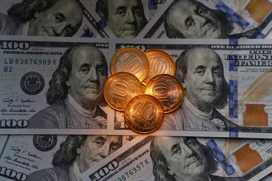 Курсы рубля к доллару форекс