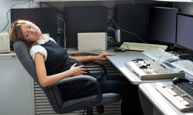 Норма сна беременной женщины