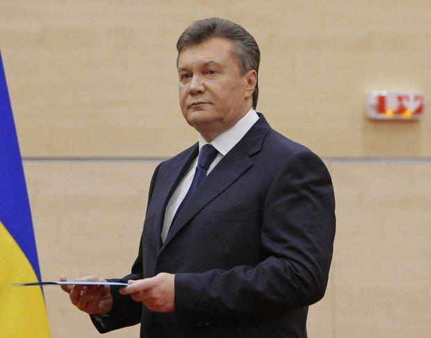 Виктор Янукович. Фото: Reuters