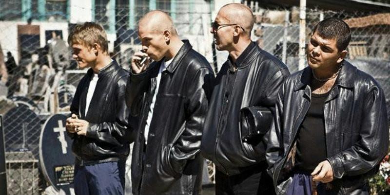 бандиты в 90-е фото