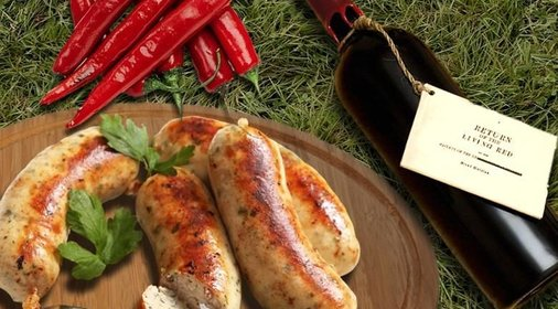 КОЛБАСКИ-ГРИЛЬ. С этим рецептом ты навсегда влюбишься в домашние колбаски!