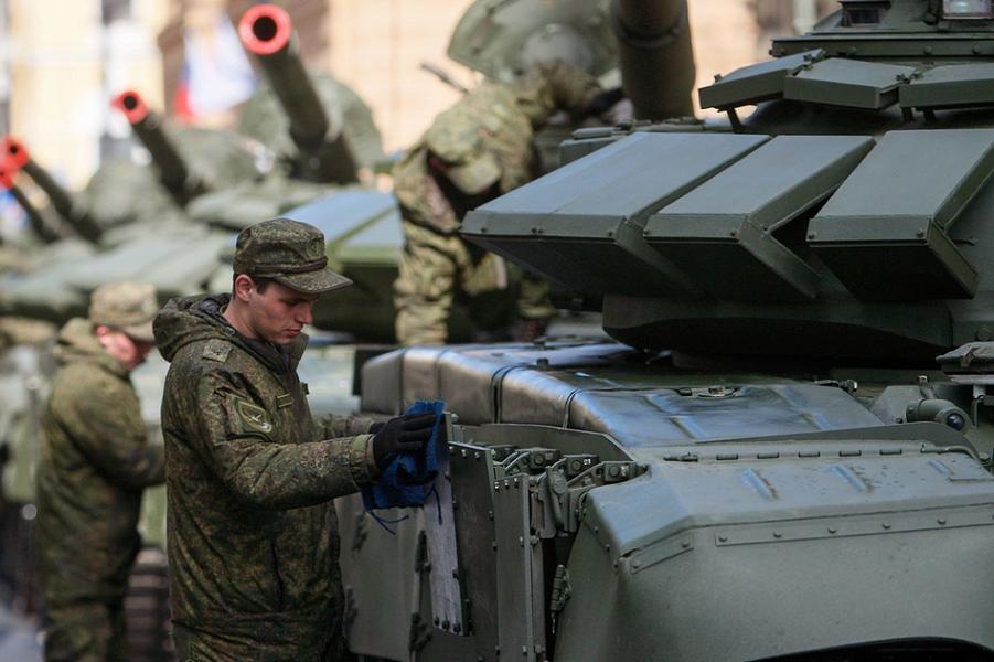 Кто в Европе боится войны? И кто недоволен своим положением?