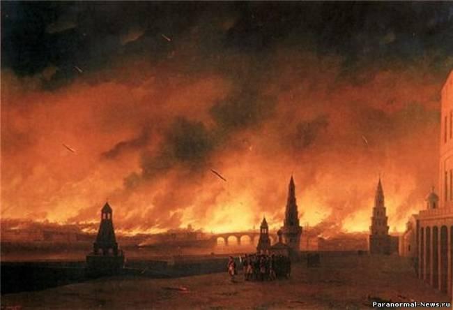 Лучевая болезнь в армии Наполеона