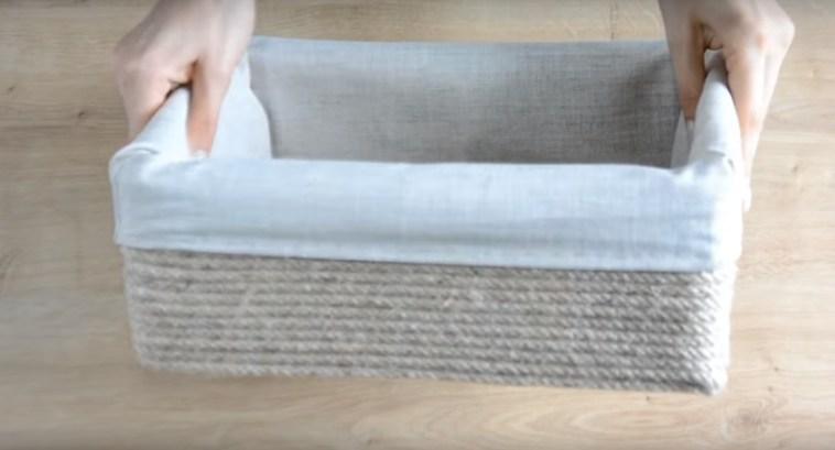 Как сделать простую и стильную коробку для хранения своими руками