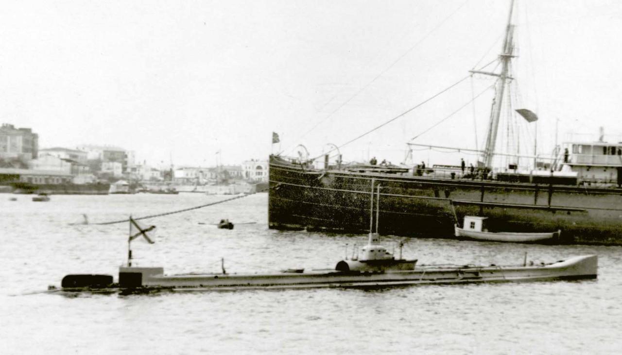 Подводные лодки Российского Императорского Флота
