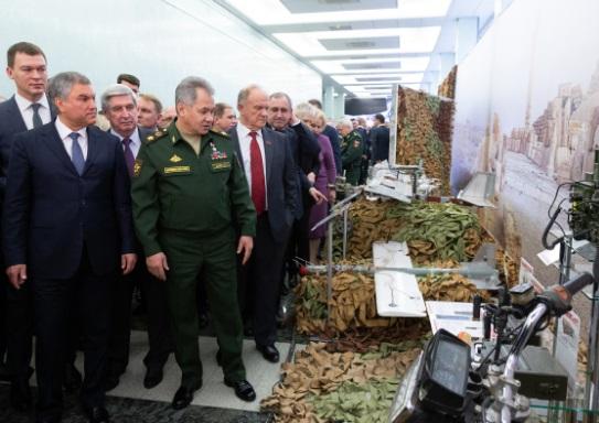 Выступление министра обороны Сергея Шойгу на заседании комитета Государственной Думы по обороне