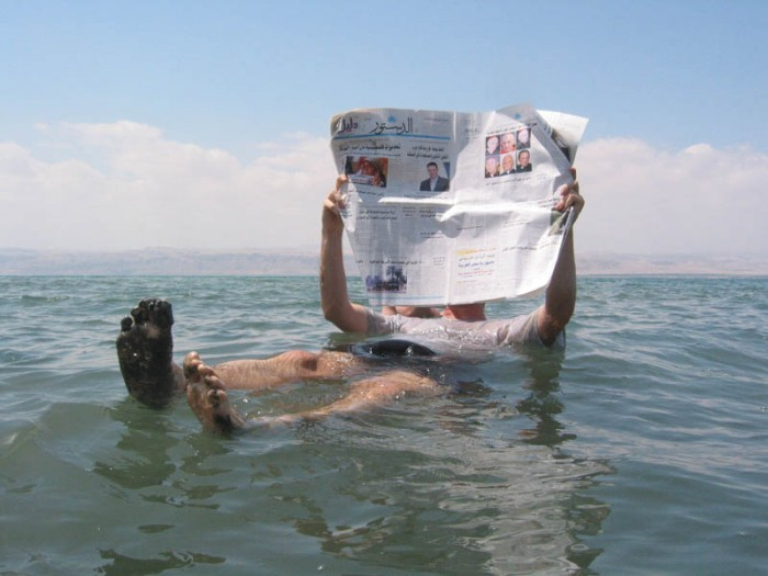 10 фактов о Мертвом море, ко…