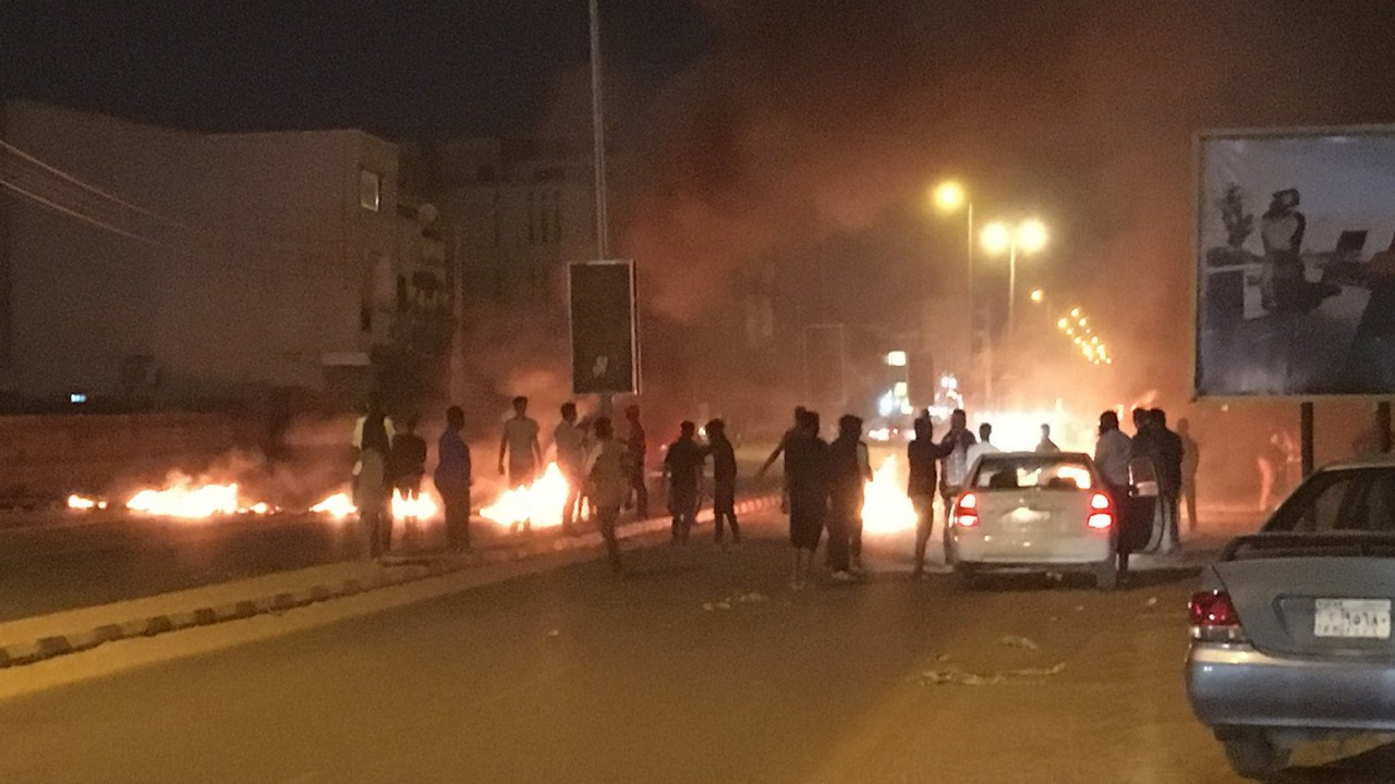 «ФАН» рассказал о «протестах» в Хартуме: опубликовано видео с места событий