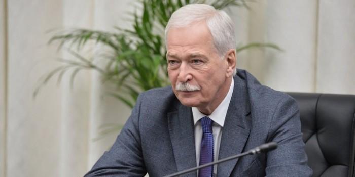 Грызлов озвучил требования России по особому статусу Донбасса