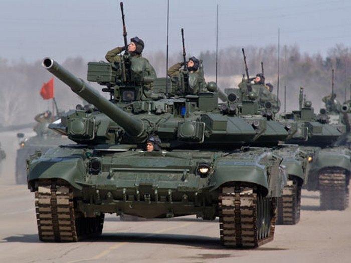 Т-90 получит пушку от «Арматы»: основному российскому танку добавят ударной силы