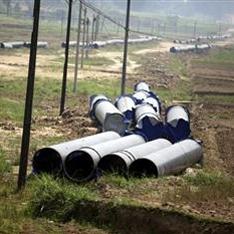 Газ-изгой подбирается к Европе
