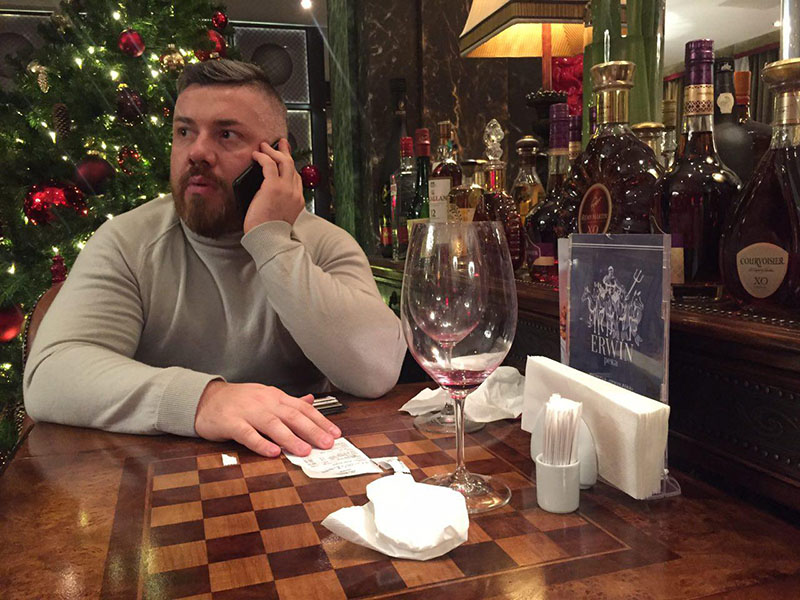 История про то, как я бросил пить с Нового года