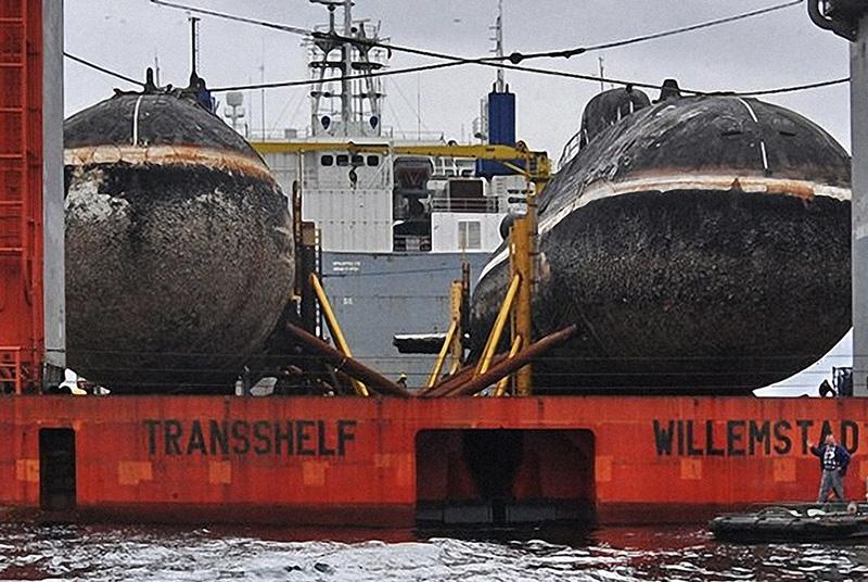 атомная подводная лодка первая