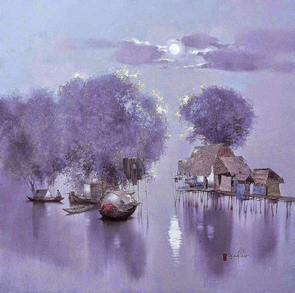 художник Dang Van Can - 07