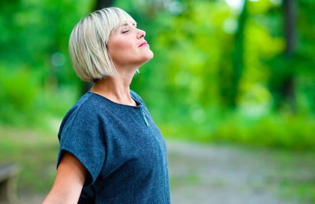 Правильное дыхание влияет на стройность