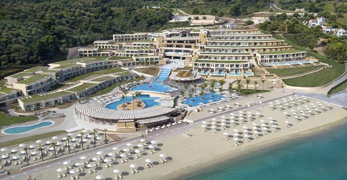 Miraggio Thermal Spa Resort — откройте для себя роскошную Грецию