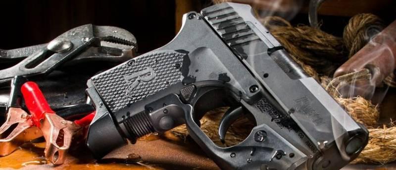 Недооцененный пистолет Remington RM380