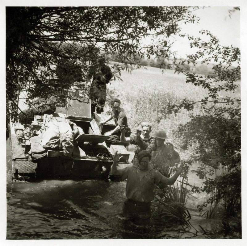 Падение Франции, июнь 1940 г.