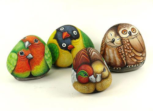 «Живые» камни