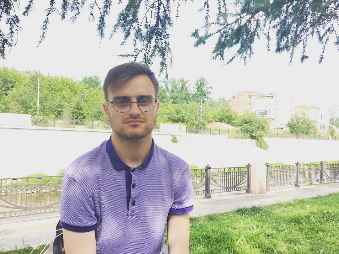 Русский Гарри Поттер живет в Красноярске