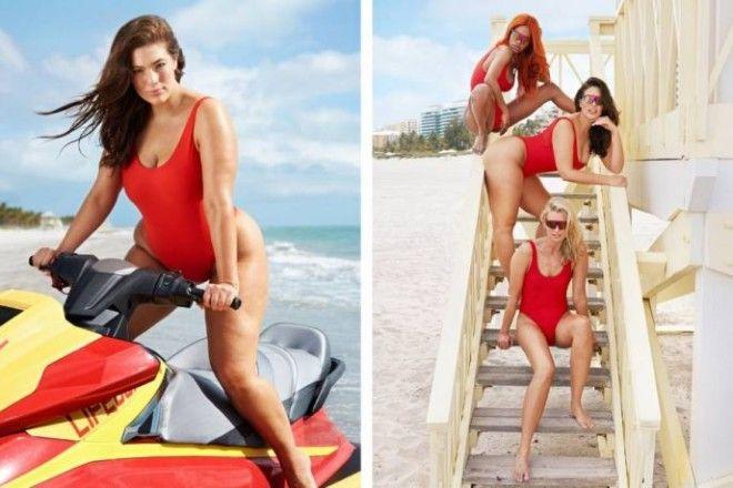 Создан универсальный купальник который подойдет женщинам с любой фигурой