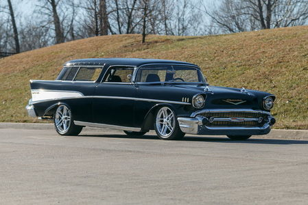 Грех на продажу: впечатляющая тайна Chevrolet 1957 года