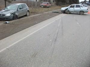 Внимание! Ищем водителя авто, который помог пострадавшей в аварии вблизи г. Ессентуки