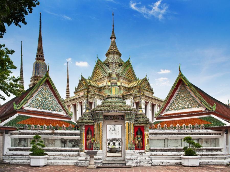 Самые фотогеничные храмы Юго-Восточной Азии