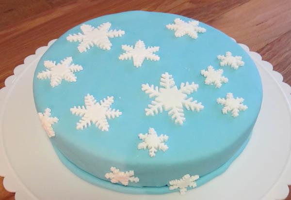 сахарное украшение тортов