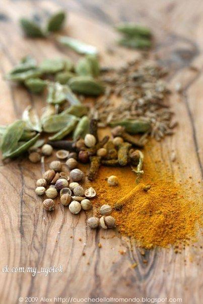 Чтобы Ваше блюдо получилось вкусным и ароматным, нужно знать, какие именно пряности подходят к определенным блюдам