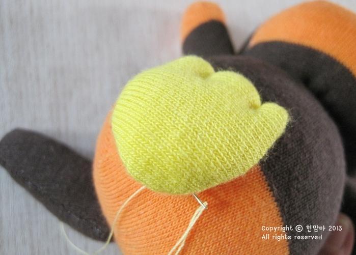 ворона. игрушки из носков (28) (700x501, 474Kb)
