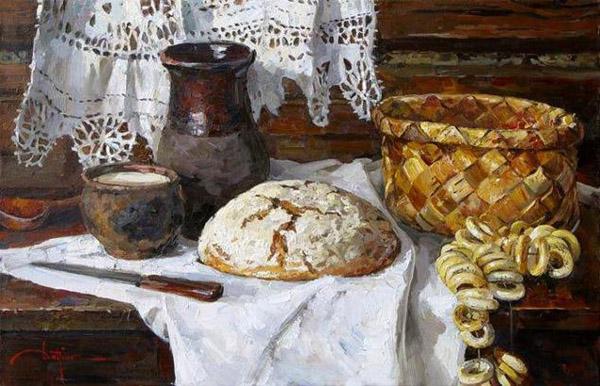 Хлебные правила на Руси